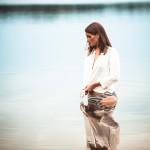 Carina Lifestyle Shooting im Wasser