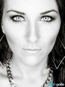 Sonja Intensiv - Glamour-Shooting