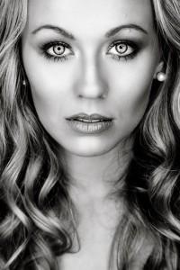 Anna Gesicht Portrait