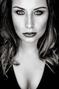 Jennifer Gesichtsportrait